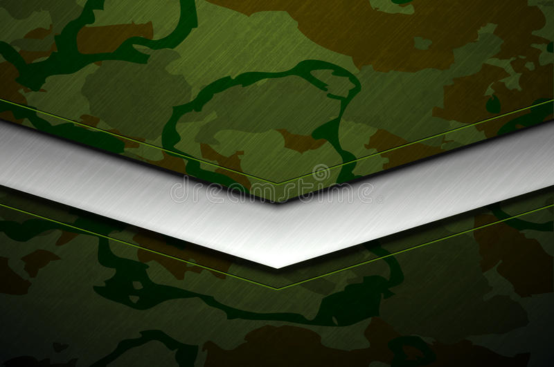 Green camouflage metal army background with damaged military download green camouflage metal army background with damaged military disguise grunge texture stock vector illustration toneelgroepblik Choice Image