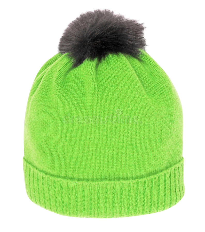 Download Green cap stock photo. Image of handmade, clothes, cold - 28339968