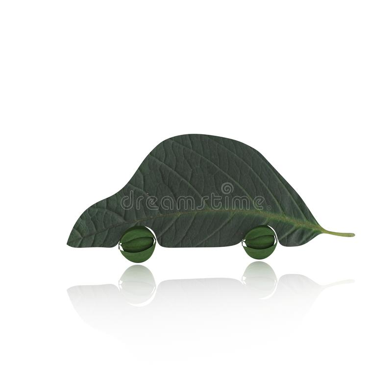 Download Green Car Concept Isolated Over White Background Stock Image - Image: 20647841