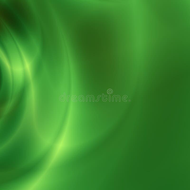 Green Cardhintergrund stock abbildung