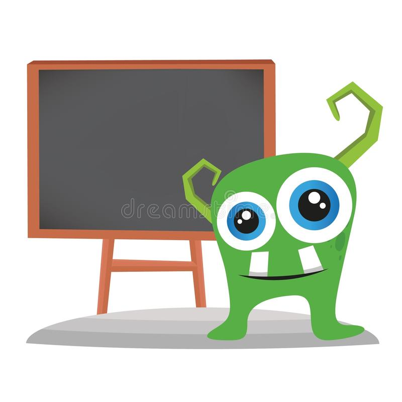 Green, Cartoon, Technology, Product royalty free stock image