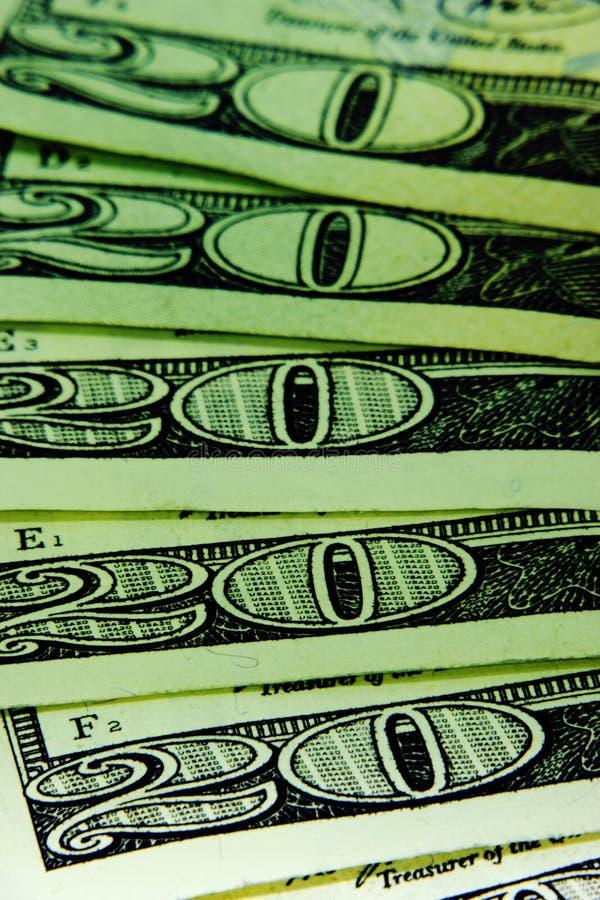 Green cash stock photos