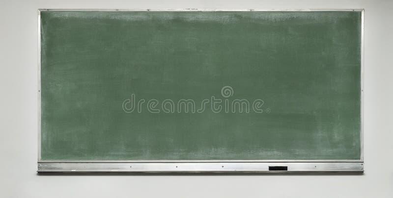 Green Chalk Board stock photo