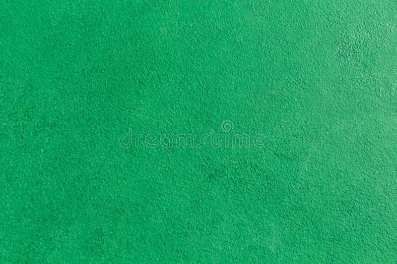 Green chalkboard texture background. Blank copy space grunge rugged surface for advertisement text message advertising royalty free stock image