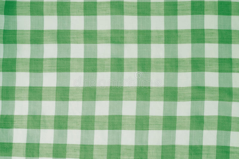 Captivating Download Green Checkered Tablecloth Background Stock Photo   Image: 93291230