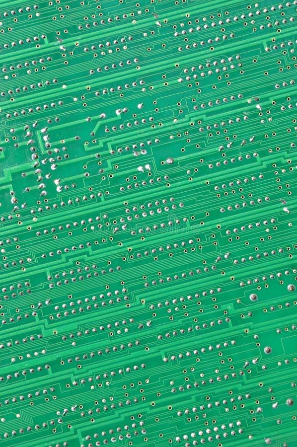 Download Green ciruit board stock photo. Image of hard, equipment - 25982386