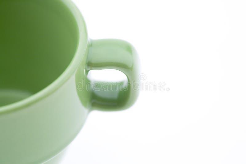 Download Green Coffee Mug stock image. Image of espresso, handle - 7110235