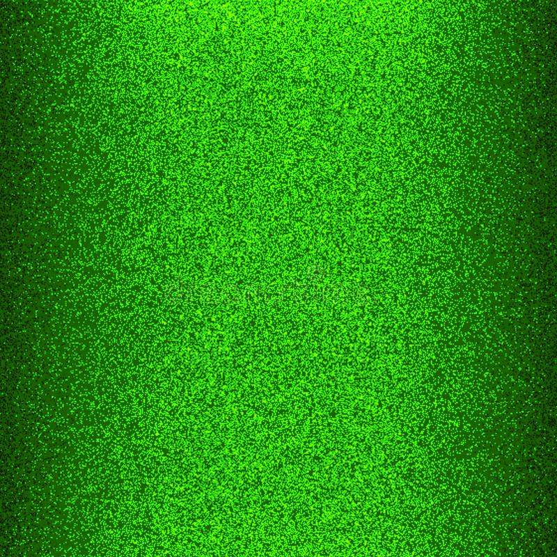 Green color glossy and shining glitter paper with light and 3 d effect computer generated background image and wallpaper design. Useful for many purpose like vector illustration