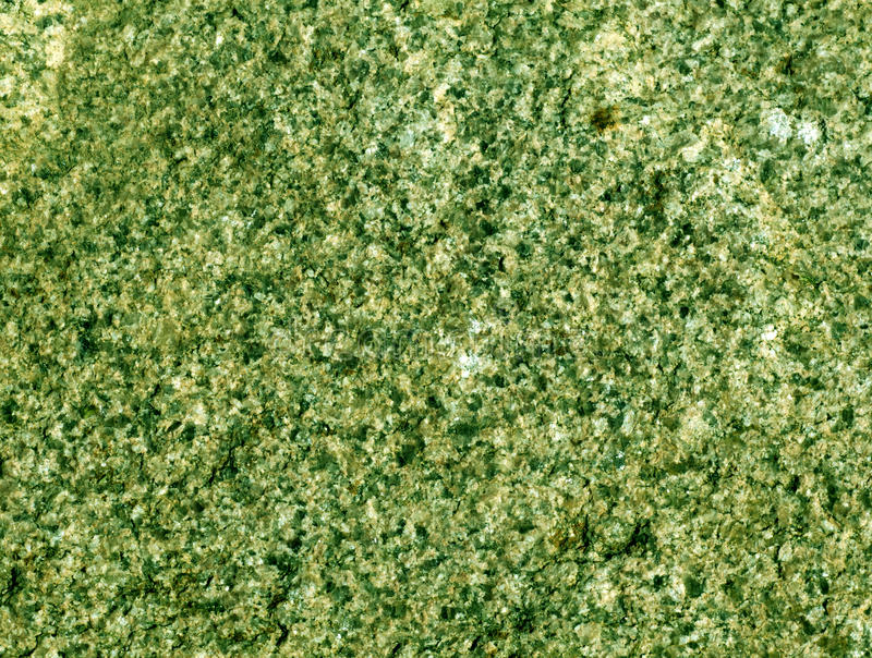 Green color stone surface. stock photography