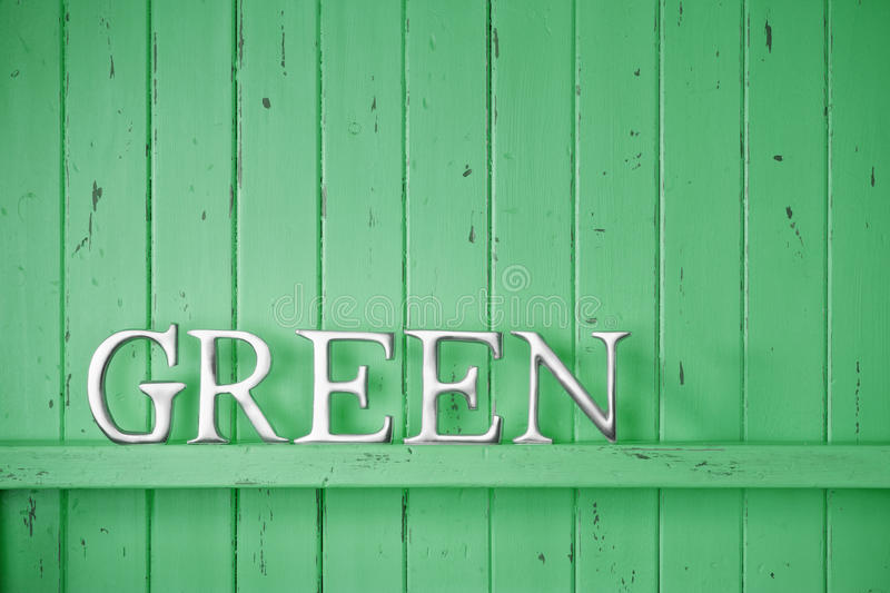 Download Green Color Word Background Stock Photo - Image: 39800712