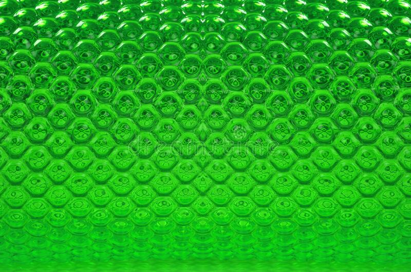 Green colored texture royalty free stock photography