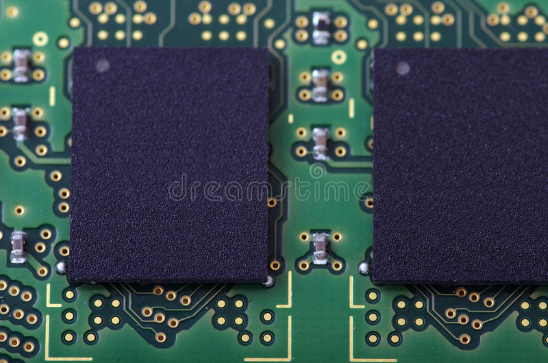 Download Green computer board stock image. Image of aperture, light - 31687385
