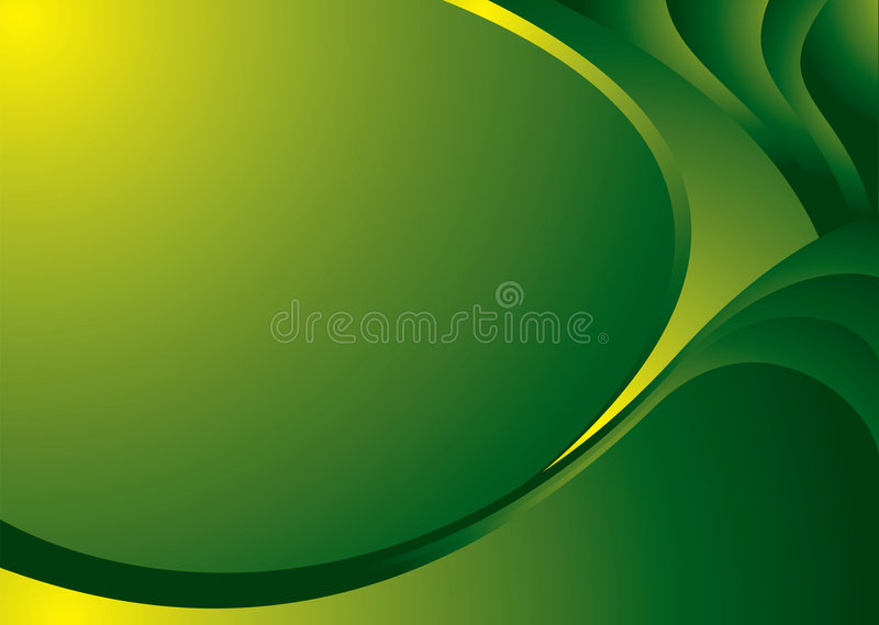 Download Green corner bend stock vector. Illustration of green - 5177825