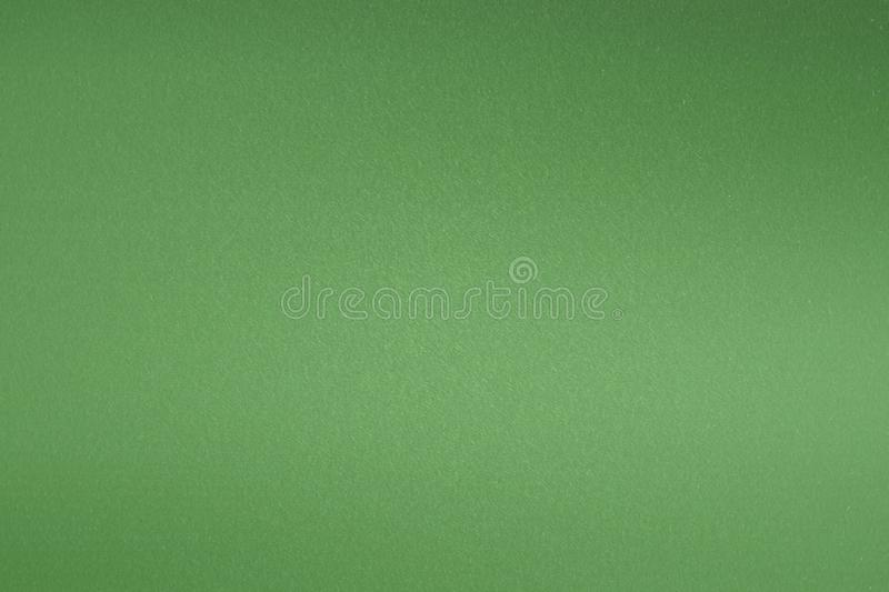Green cover paper surface, texture background royalty free stock photo