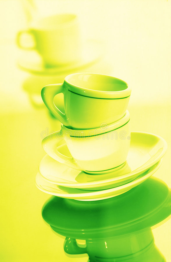 Download Green cup stock image. Image of still, color, restaurant - 2184589
