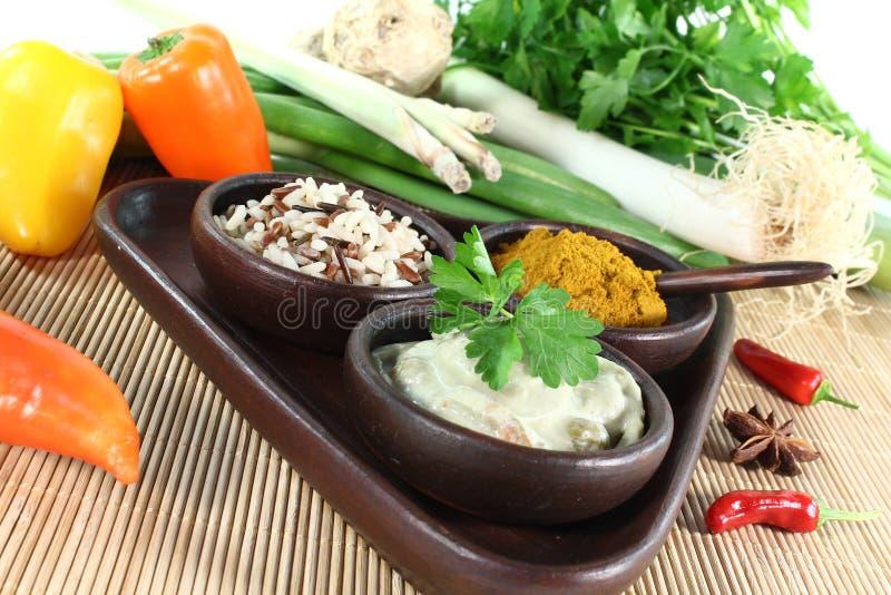 Green Curry Stock Photos