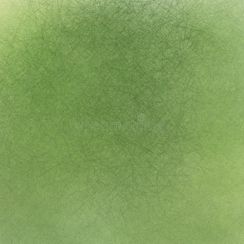 Green distressed watercolor background stock image