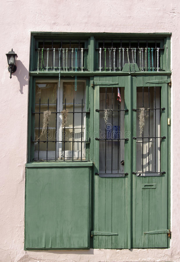 Free Green Doors Royalty Free Stock Images - 9974109