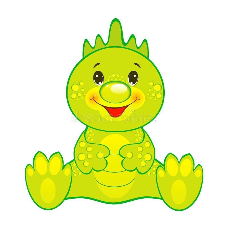 Free Green Dragon Stock Photo - 16976110