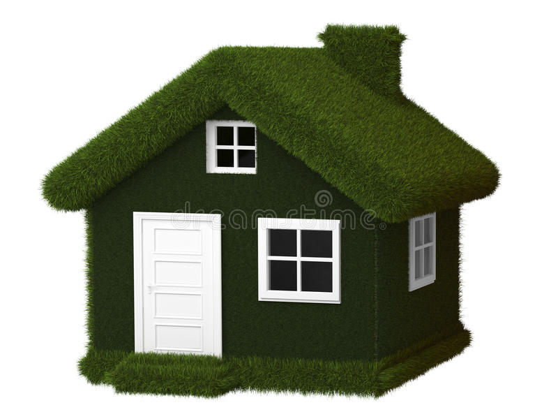 Download Green Eco House Royalty Free Stock Images - Image: 29846379
