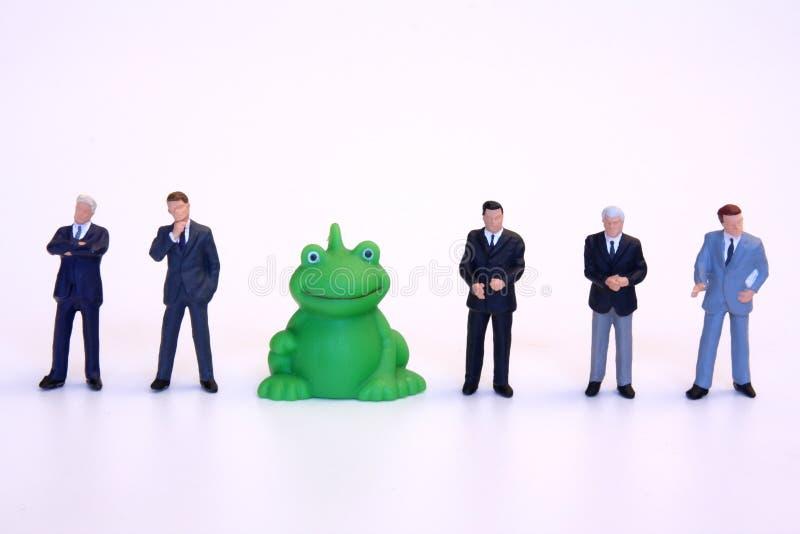 Green economy stock photo