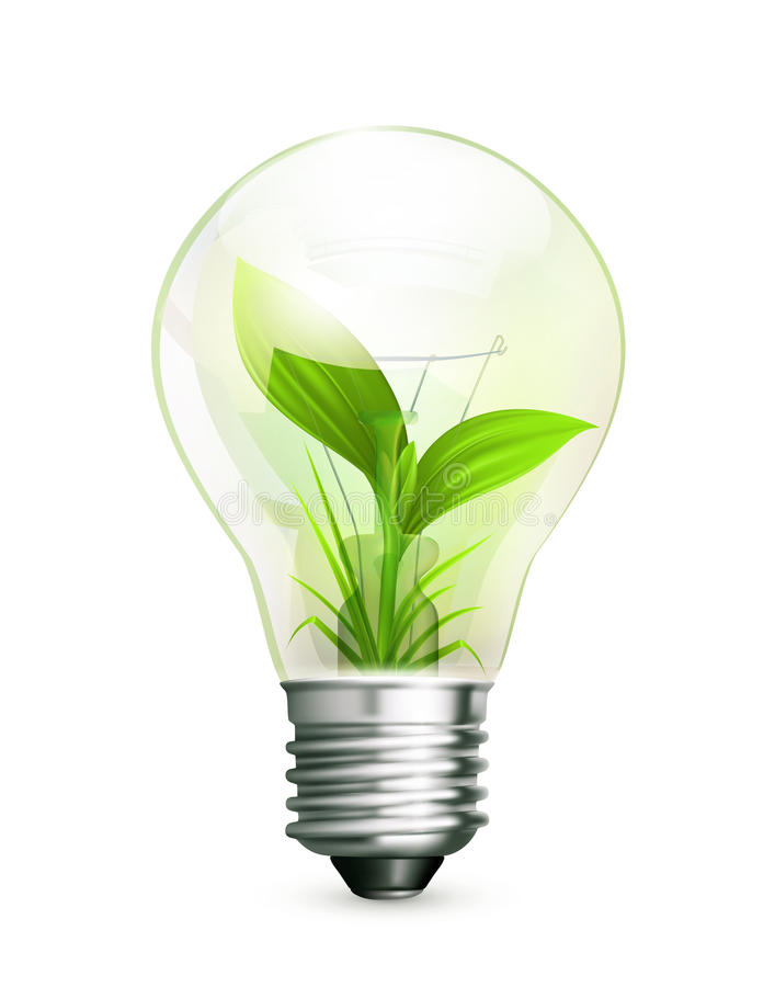 Download Green Energy stock vector. Image of glass, environmental - 21919130