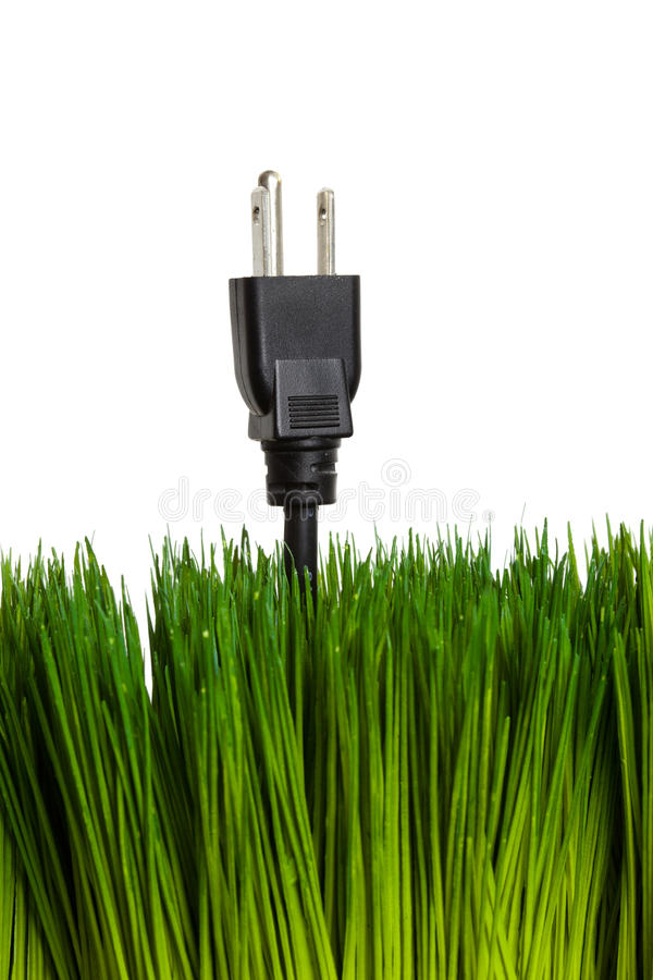 Download Green energy stock photo. Image of background, cable - 24096360