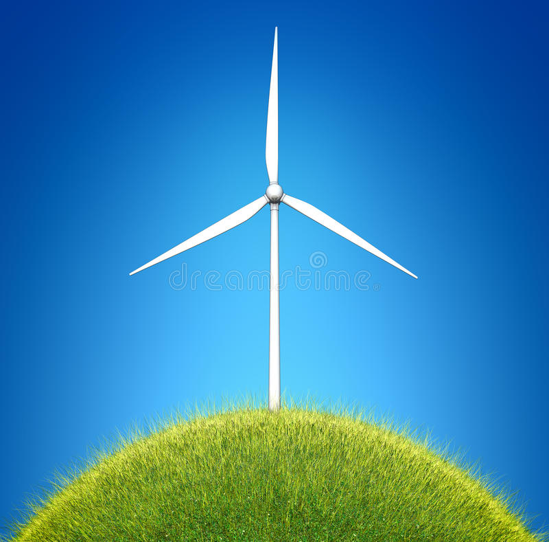 Download Green energy concept stock photo. Image of dioxide, alternate - 41898186
