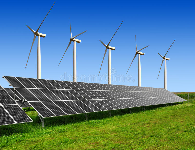 Download Green energy concept stock image. Image of environment - 39268291