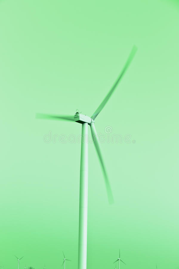 Download Green Energy Windmill stock photo. Image of rotate, generate - 27288804