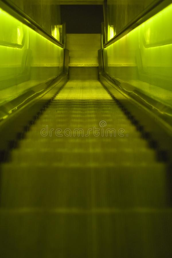 Green escalator