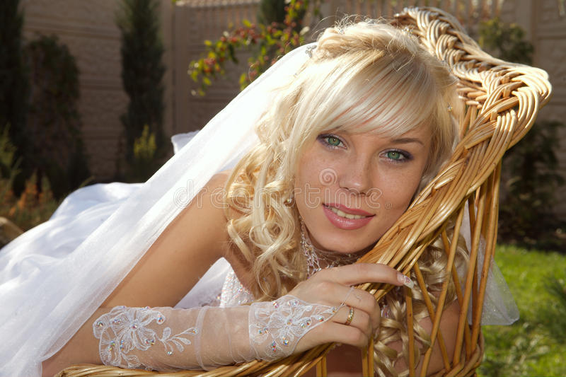 Download Green-eyed Bride Royalty Free Stock Photo - Image: 11245965