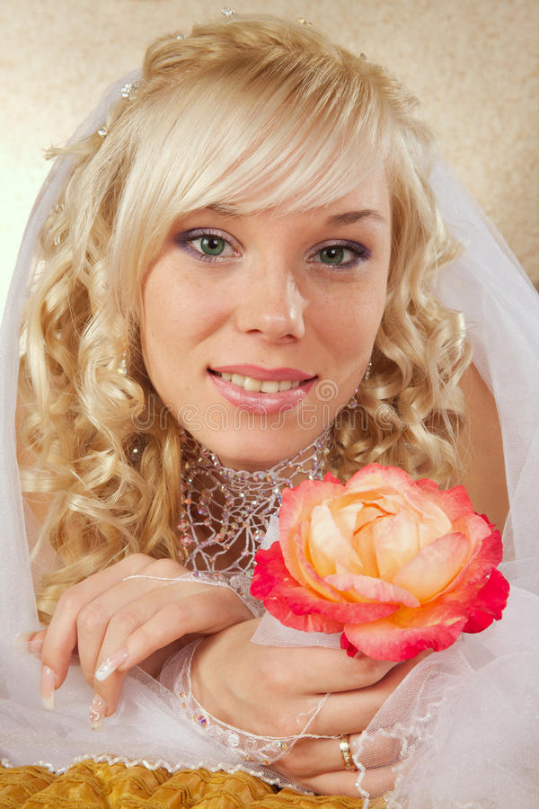 Download Green-eyed Bride Royalty Free Stock Photo - Image: 11320245