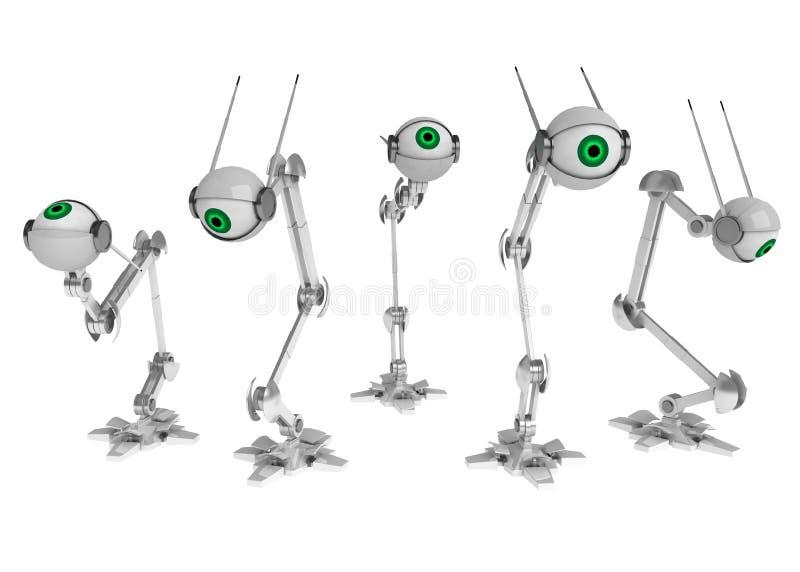 Download Green Eyes stock illustration. Image of eyeball, bend - 5123328