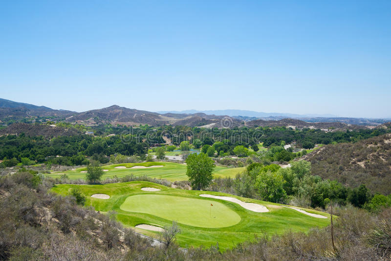 Download Green and Fairways stock image. Image of water, club - 35908407