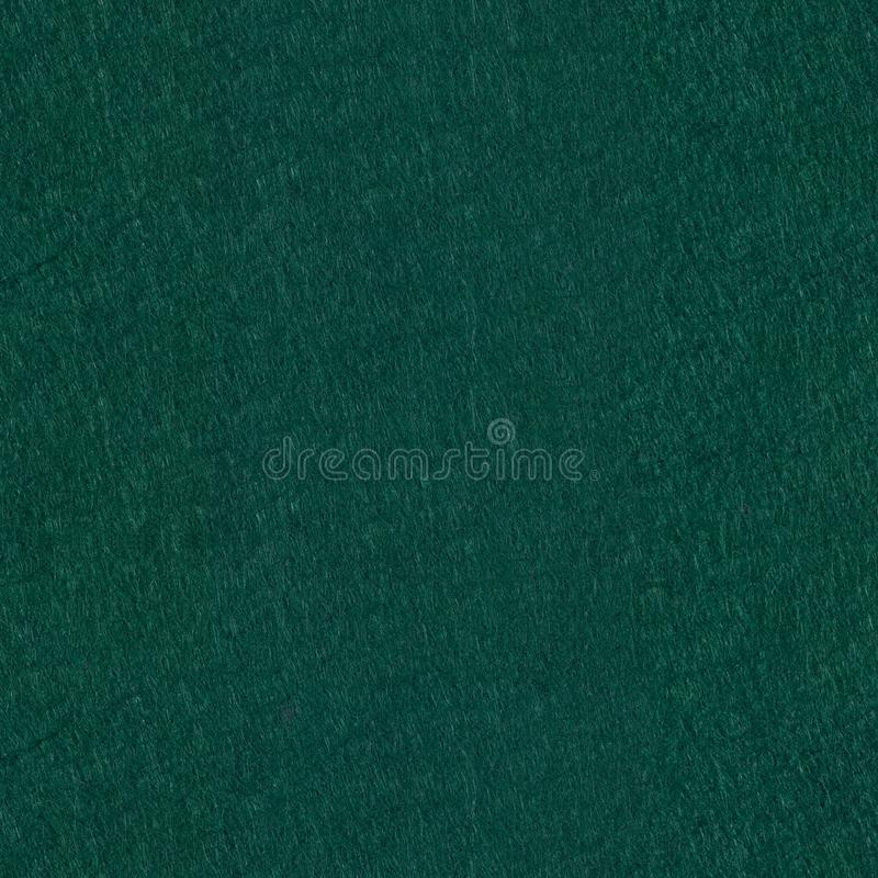 Green felt background. Useful for poker table or pool table surface. Seamless square texture, tile ready. High resolution photo royalty free stock images