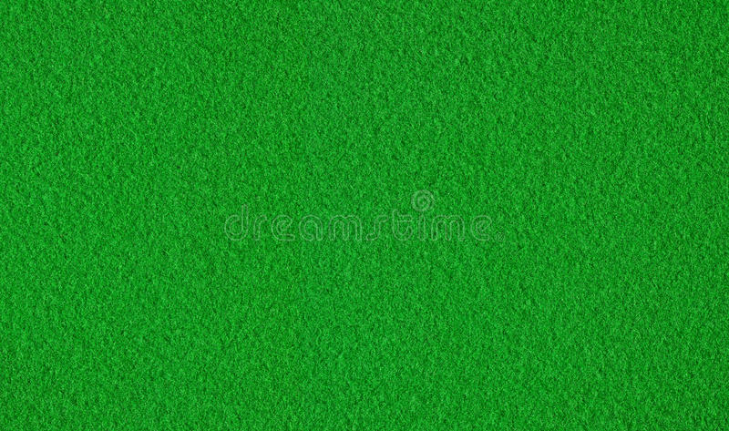 Green felt texture