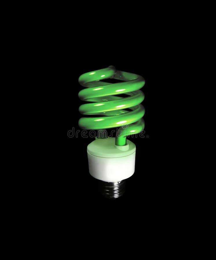 Green florescent light