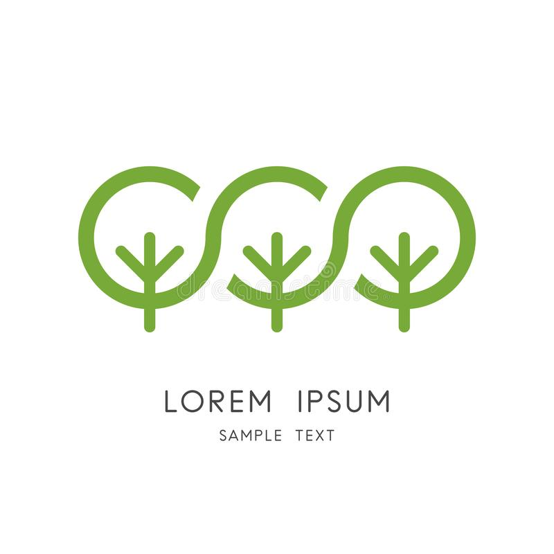 Free Green Forest Logo - Nature And Ecology Stock Photo - 160229820