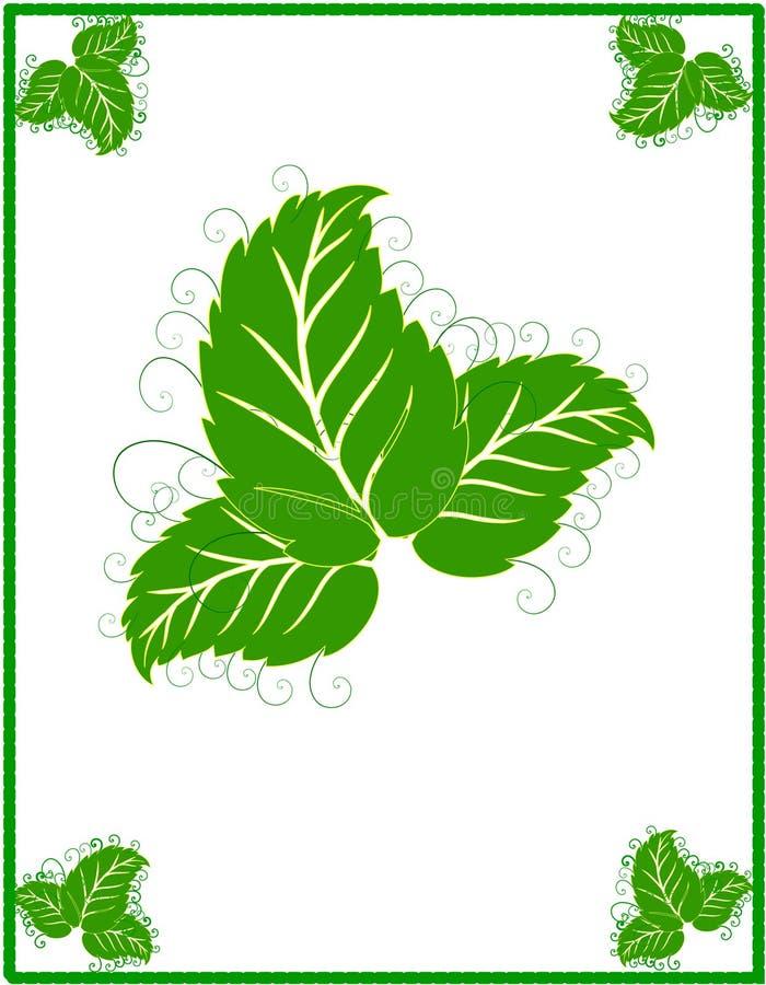 Free Green Frame Royalty Free Stock Photos - 10408338