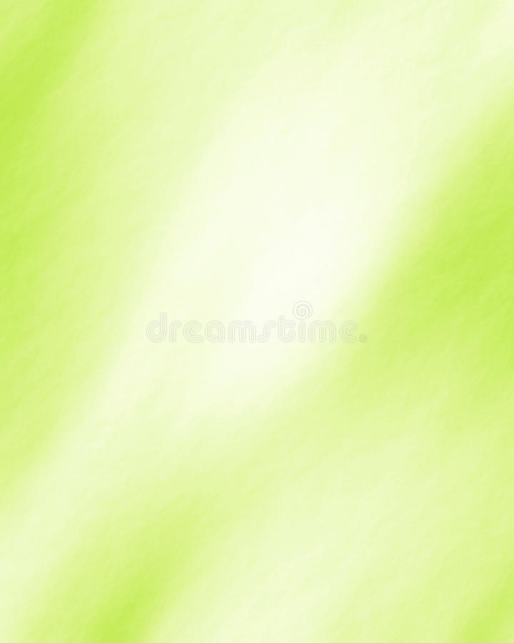Green and fresh background royalty free illustration