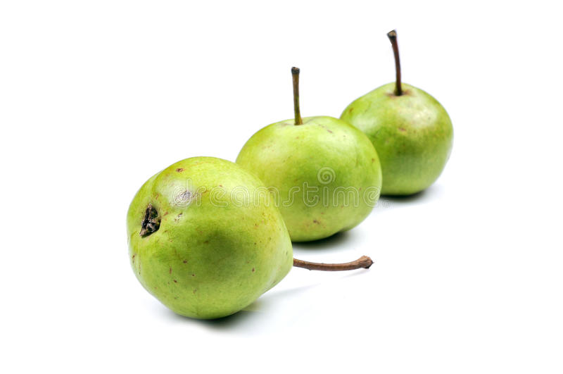 Download Green Fresh Pears Stock Photo - Image: 10653310