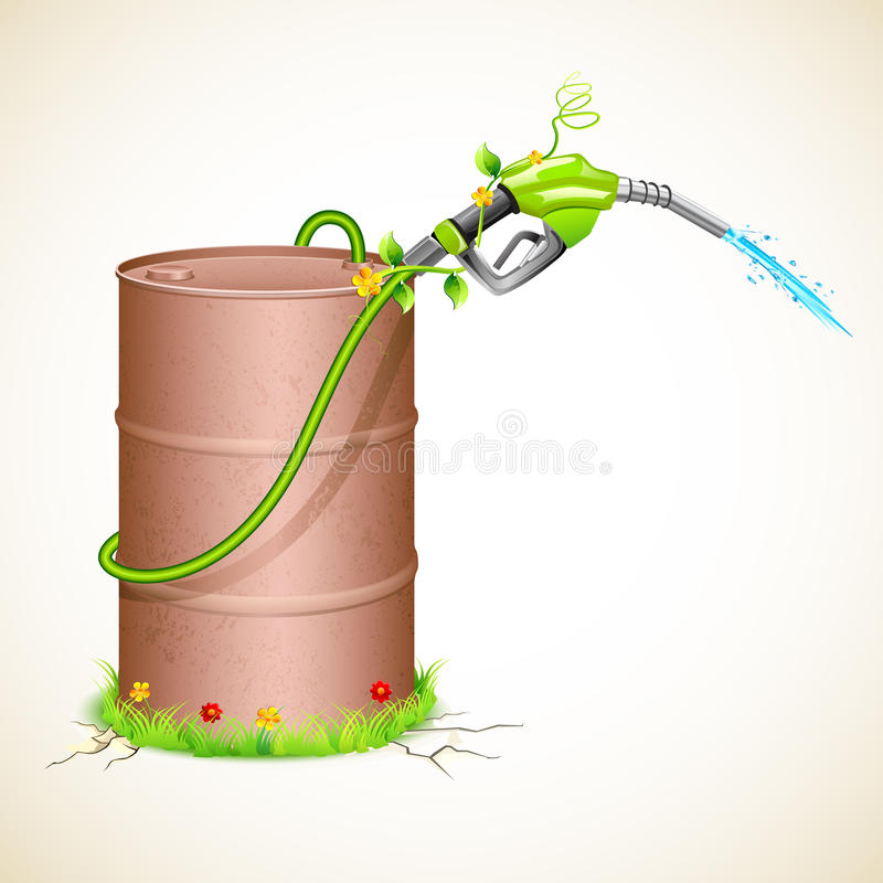 Download Green Fuel stock vector. Image of green, clean, natural - 25496149