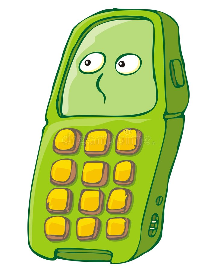 Download Green Gadget Royalty Free Stock Photo - Image: 4490445