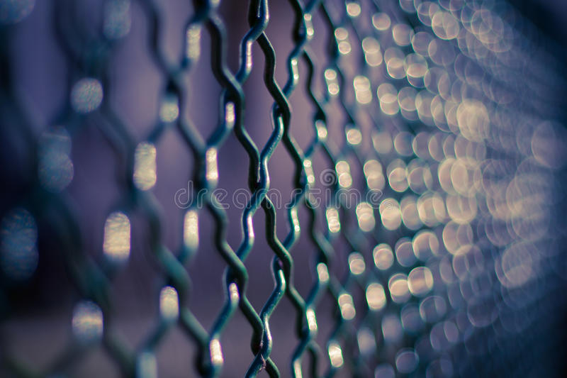 Download Chain Link Fence Background Stock Photo - Image of link, iron: 30000612
