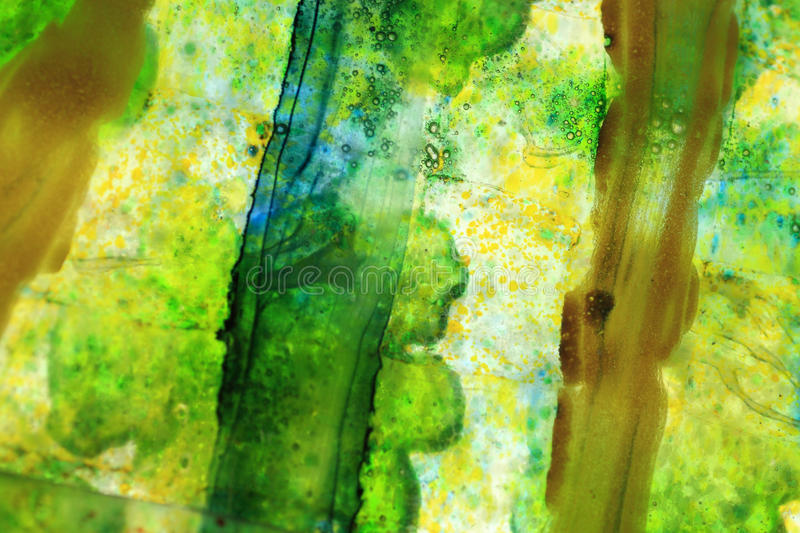 Download Green glass stock photo. Image of texture, water, flow - 18484734