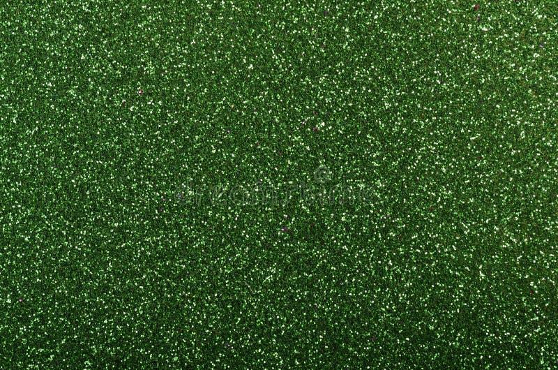 Green Glitter Background Stock Image. Image Of Foil, Pattern - 24813611