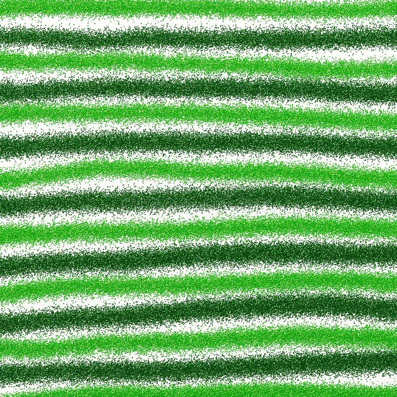 Green Glitter Stripes royalty free stock images