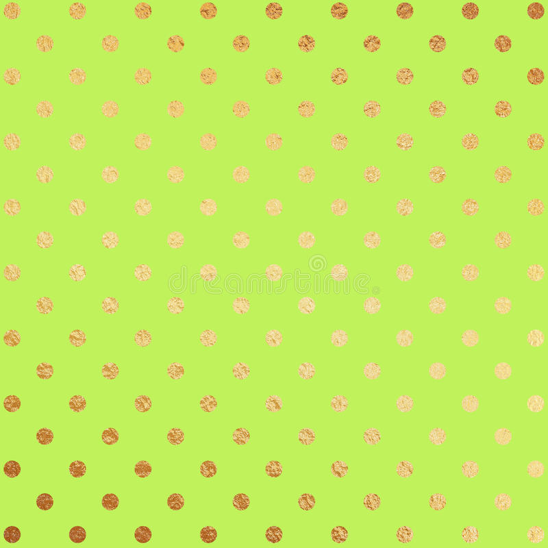 Green And Gold Background Stock Image Image Of Scrapbook 54495463
