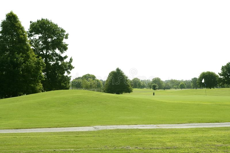 Download Green Golf Grass Landscape In Texas Stock Image - Image: 14365983